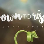 Lent 2016: Down to Rise